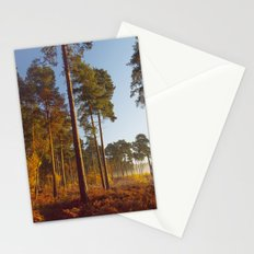 Rising Sun And Tree Stationery Cards