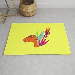 Velociraptor Rug