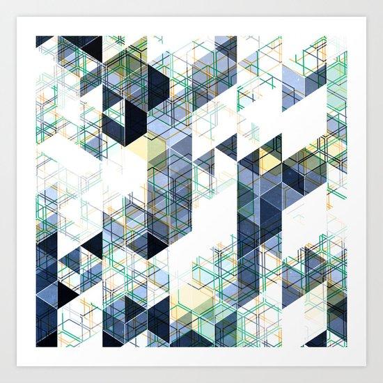 C13 HighRise / Vertigo Art Print