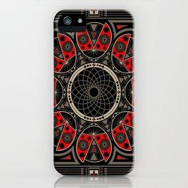 Make A Wish Ladybug iPhone Case