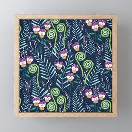 Love - in - Idleness Framed Mini Art Print