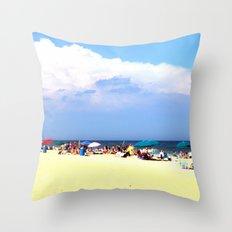 Wander Free Throw Pillow