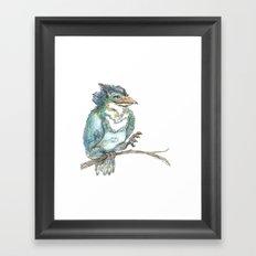 Dragon Bird Framed Art Print