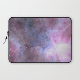 The Purple Density Of The Universe Laptop Sleeve