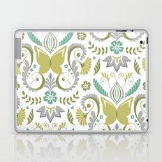 Butterfly Damask - Spring Mod Laptop & iPad Skin