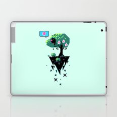 Greedy Grackle Laptop & iPad Skin