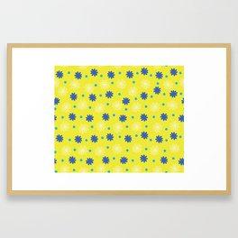fun & joy Framed Art Print