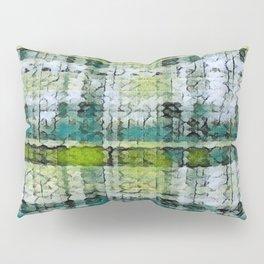 Forest Marmalade Plaid Pillow Sham