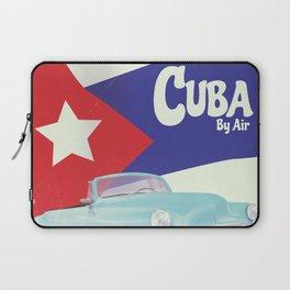 Cuba by Air Laptop Sleeve