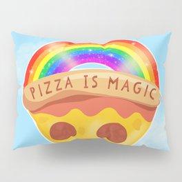 Pizza Is Magic Pillow Sham