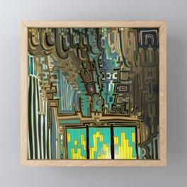 LEGACY CODE Framed Mini Art Print