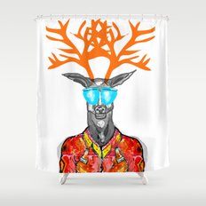 Deer Me Shower Curtain