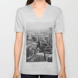 33rd Floor - Detroit, MI Unisex V-Neck