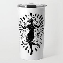 virgo zodiac Travel Mug