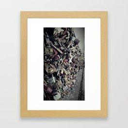 Dreams of Love Framed Art Print