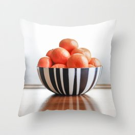 Cathrineholm Bowl  Throw Pillow