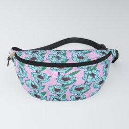 Flowers for optimists Fanny Pack