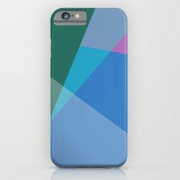 Geo 3 iPhone Case
