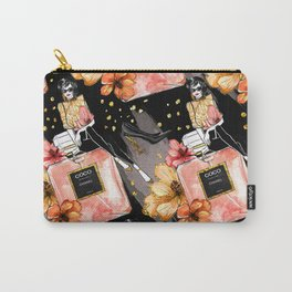 Fashion & Perfume #2 Carry-All Pouch