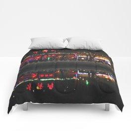 Beijing Reflection 2 Comforters