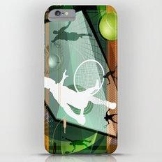 Tennis Slim Case iPhone 6 Plus