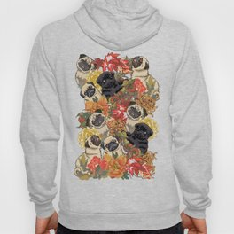 Because Pugs Autumn Hoody