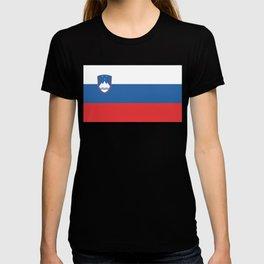 Slovenian Flag T-shirt
