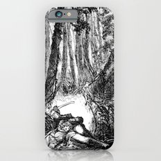 Murder in the Pines iPhone 6s Slim Case