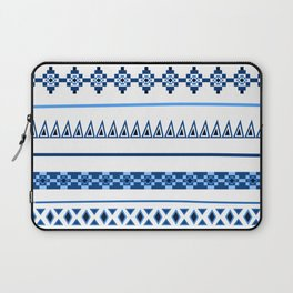 Traditional Influence Pattern I Laptop Sleeve
