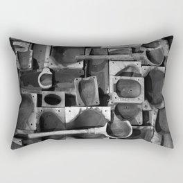 Glass Blower Molding Rectangular Pillow