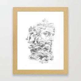 The Olympian Framed Art Print