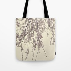 Raintree 2 Lavender pink flower blossoms Tote Bag