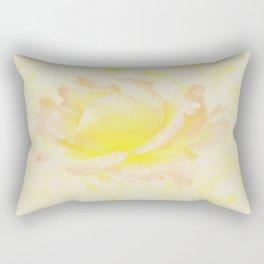 Rose Golden Rectangular Pillow