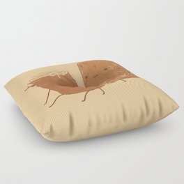 Loggy Modification Floor Pillow