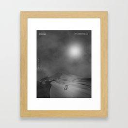 The spirit of man Framed Art Print