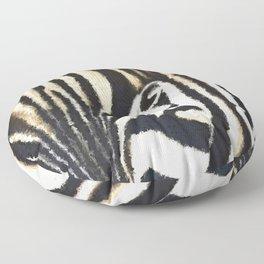 Striped Beauty Floor Pillow