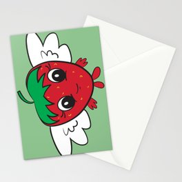 FlyBerry Kiddo Green Stationery Cards