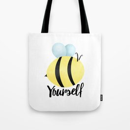 Bee Yourself Tote Bag