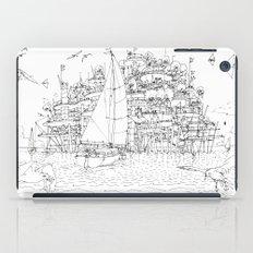La Citta' sul mare iPad Case