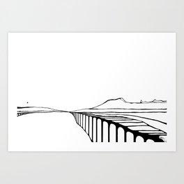 Landscape 062312 Art Print