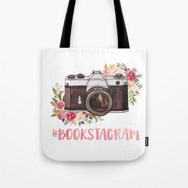 # bookstagram Tote Bag
