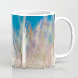 Macro of grass Coffee Mug