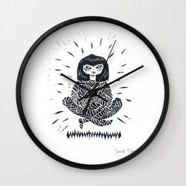Aâmet Fakir Wall Clock