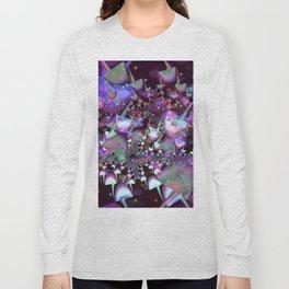 Psychedelic mushrooms Long Sleeve T-shirt