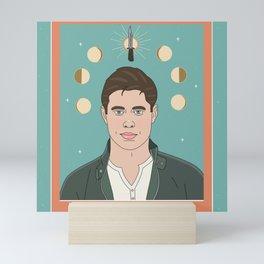 Dean Winchester (Supernatural) Mini Art Print