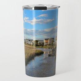 Coastal Marshes Travel Mug