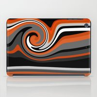 discount iPad Cases featuring Heat wave by Roxana Jordan