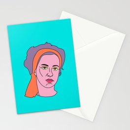 Venus in Furs Stationery Cards
