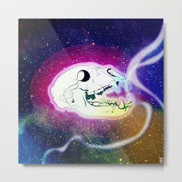 Bear Spirit Metal Print