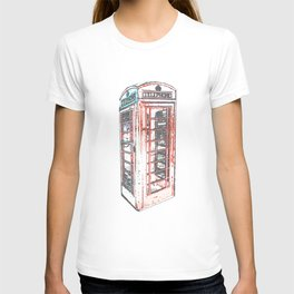 Calling from London T-shirt